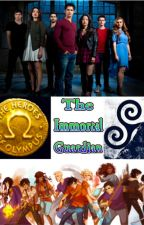 The Immortal Guardian (PercyJackson/TeenWolf Fanfic) by AlkaFrost