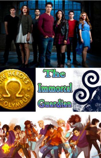 The Immortal Guardian (PercyJackson/TeenWolf Fanfic)