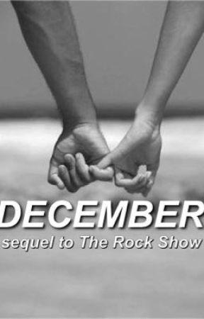 december (sequel to the rock show) // josh dun + twenty one pilots by lamewentz