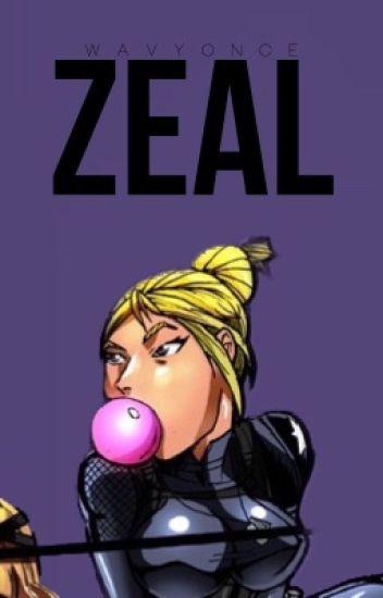 Zeal ▹ Steve Rogers [1]
