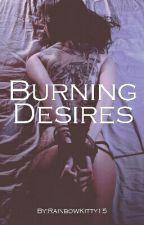 Burning Desires : GirlxGirl by RainbowKitty15