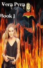 Vera Pyra (The Flash) (Book One) by plltwtvd1997