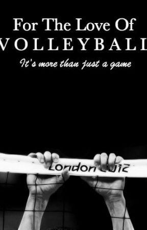 For The Love of Volleyball by pinkdoritos_