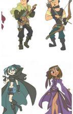 Total Drama Fantasy by XxMikeyCliffGirlxX
