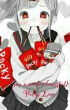 Gon x reader (oneshots) Pocky Love by Akigoyu
