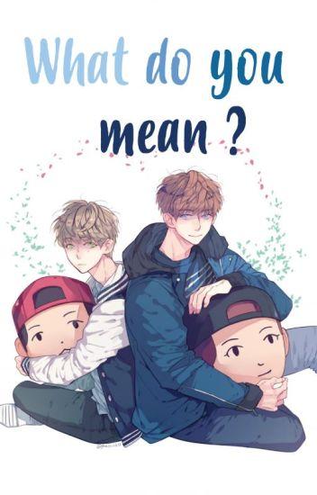WHAT DO YOU MEAN ? [Chanbaek | Hunhan ]