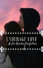 Underage Love~ Jai Brooks Fanfiction  by harleen1013