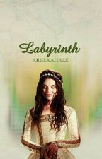 Labyrinth   Katherine Pierce by rebekahale