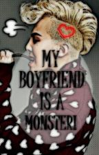 My boyfriend is a monster (Daragon) by ZeaEudela
