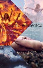Os Quatro Elementos by MariaFernandaRibeir2