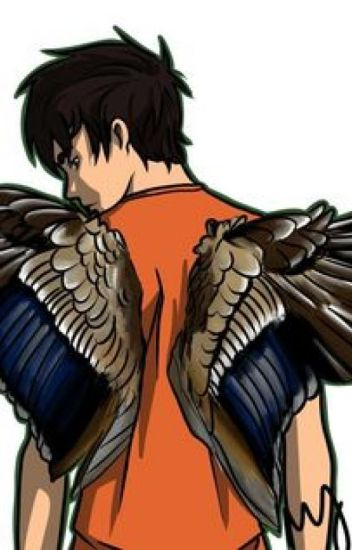 Wings Meet the Sea (Percy Jackson and Maximum Ride Fan Fiction)