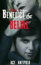 BENEDICT &  BELIAL by ace_antipolo
