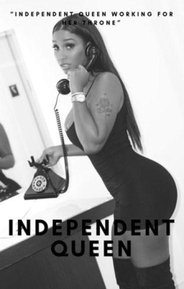Independent Queen (Urban) #Wattys2016