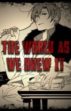 Mafia!Romano X Reader The World As We Knew It by Onyxai