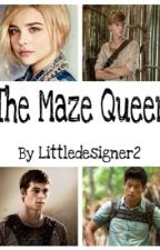 The Maze Queen (ZAWIESZONE) by Littledesigner2