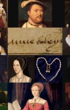 Anne Boleyn Tudor by theworldisadream