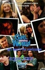 Girl meets the confession by lizzie_22402