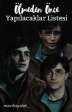 Harry Potter Yapılacaklar listesi by scarheadd_07