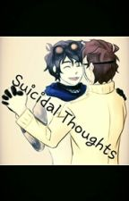 Suicidal Thoughts (A Ticcimask Fan fiction) by CreepyCupcakekiss