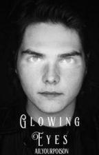Glowing Eyes (Frerard) by xoTragician