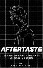 aftertaste :: l.h. by arvtistic-ash