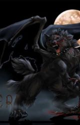 Werewolf Wolfy and werepire Frost by Frosttherebelwolf