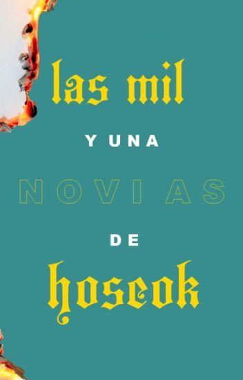 Las mil y una novias de Hoseok. [vmin]