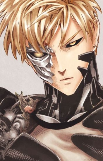 Robotic Heart (Genos x Reader)