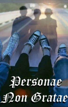 Personae Non Gratae by elmedic