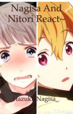 Nitori and Nagisa react to pictures~ by _Hazuki_Nagisa_