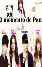 O Momento de Pan by CaAd28