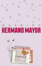 Querido hermano mayor [#1] by iLadyGeek