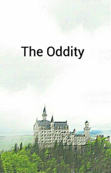 The Oddity (A Percy Jackson/Harry Potter crossover)