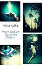 Percy Jackson Strażnicy Olimpu by NikitaAdika