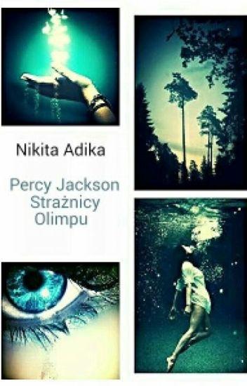 Percy Jackson Strażnicy Olimpu