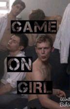 Game On Girl by Krcupcake