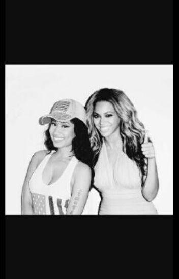 Beyonce and nicki's life colliding