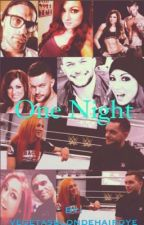 One Night (Corey Graves x Becky Lynch x Finn Bálor) by vegetasblondehairdye