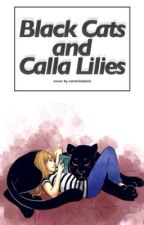 Black Cats and Calla Lilies    Hollstein by verygayfanfics