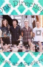 One Direction Prefrences and Imagaines! by briex0