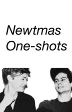 Dylmas & Newtmas one shots by cookies_02