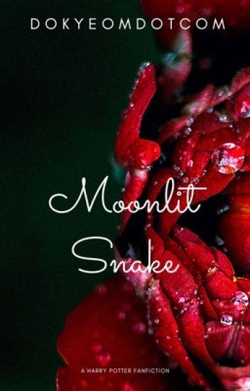 Moonlit Snake // Remus Lupin