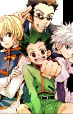 Who do you choose? Gon x Killua x Kurapika x Reader by A_DiamondHunter
