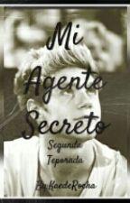 Mi Agente Secreto (Segunda Temporada)  by KaedeRocha