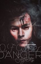 Danger Of Green Eyes Δ | {AU!lwt + hes} by heartylinson