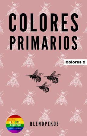 Colores primarios by BlendPekoe
