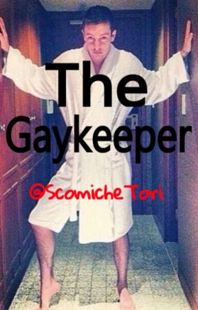 the gaykeeper by Scomichetori