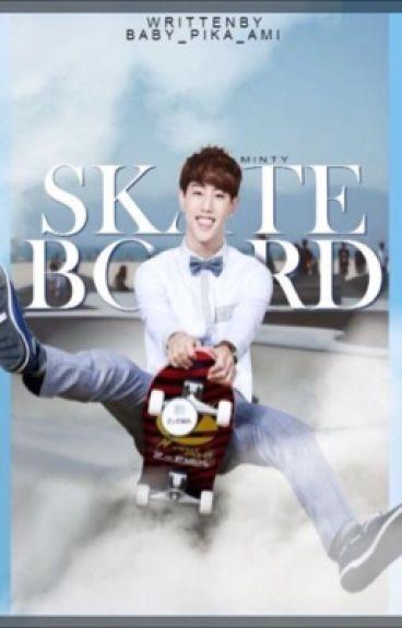 Skateboard(GOT7 Mark)