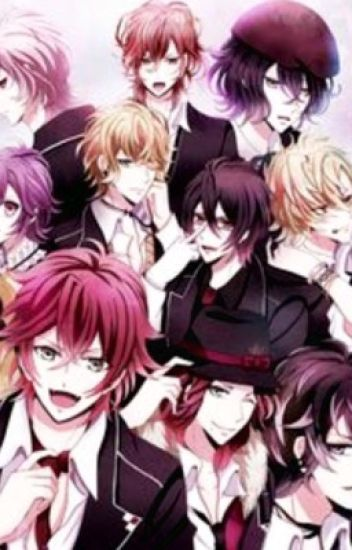 We love you ( Diabolik lovers x reader )