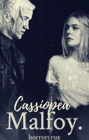 Cassiopeia Malfoy by horrorcrux